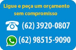 Contato: (62) 3920 - 0807 / (62) 9 8515 - 9090